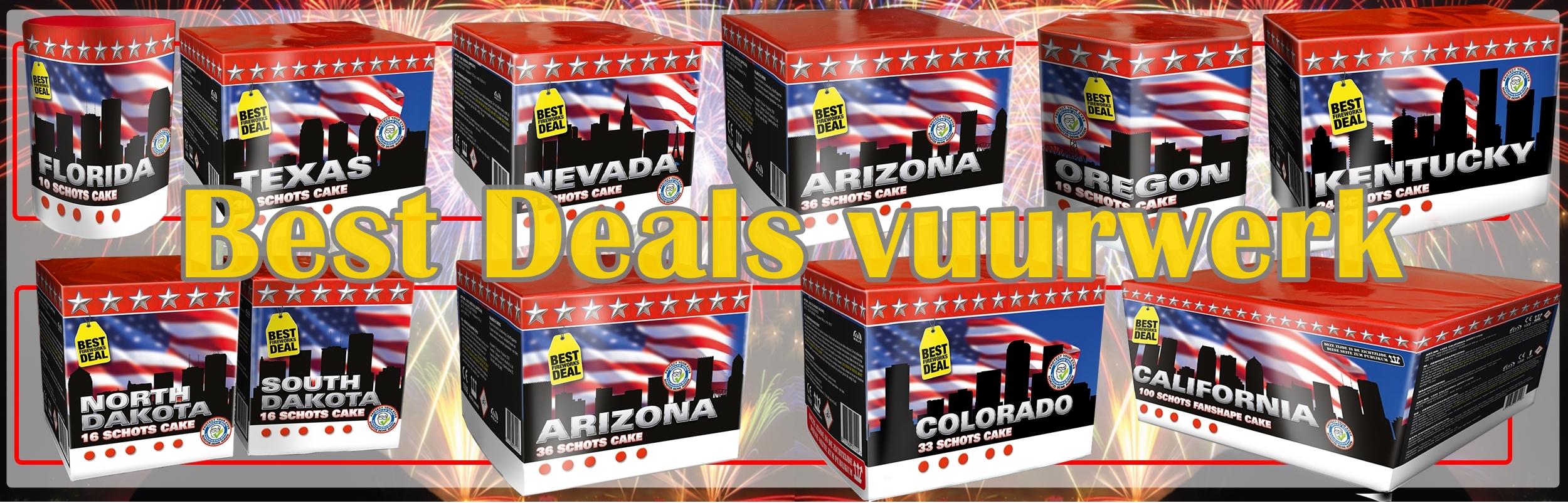 Best Deals vuurwerk